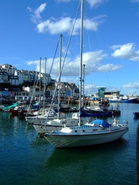 """Brixham Harbour 2"""