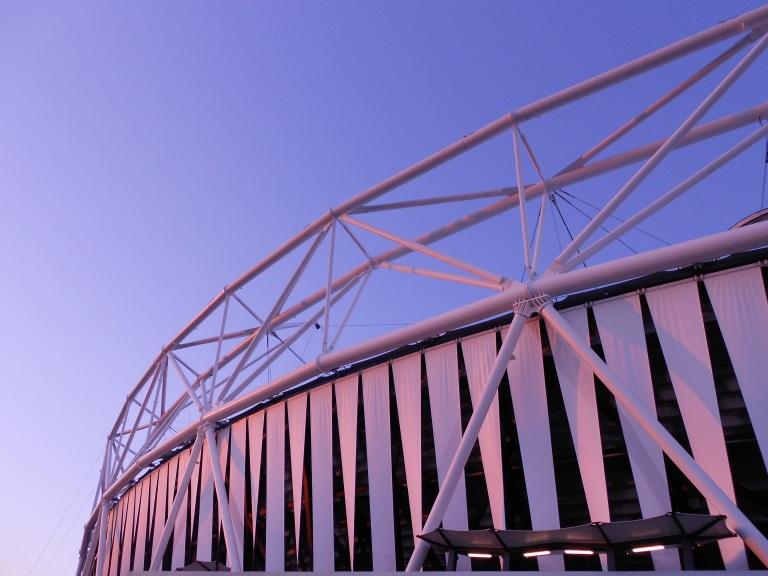 """Stratford Olympics Stadium"""