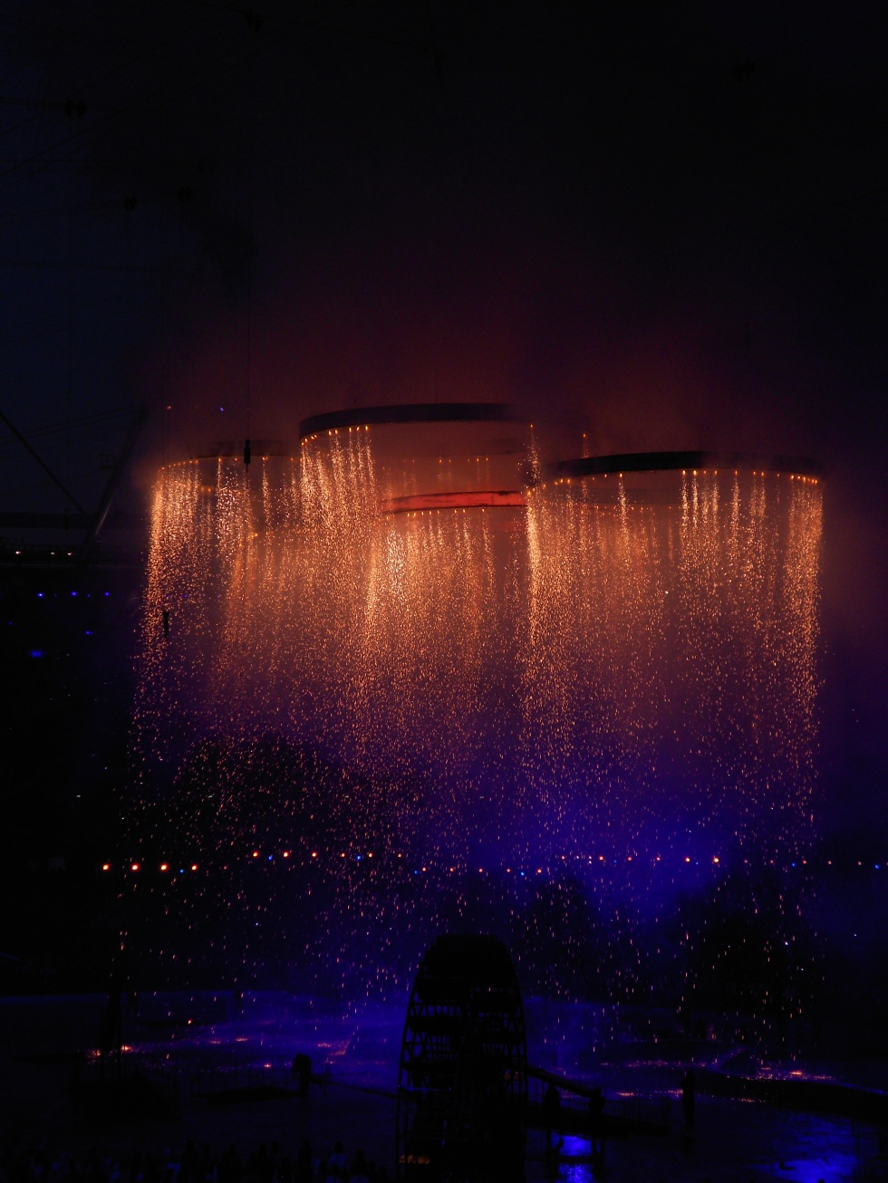 """London Olympics Opening Ceremony"""