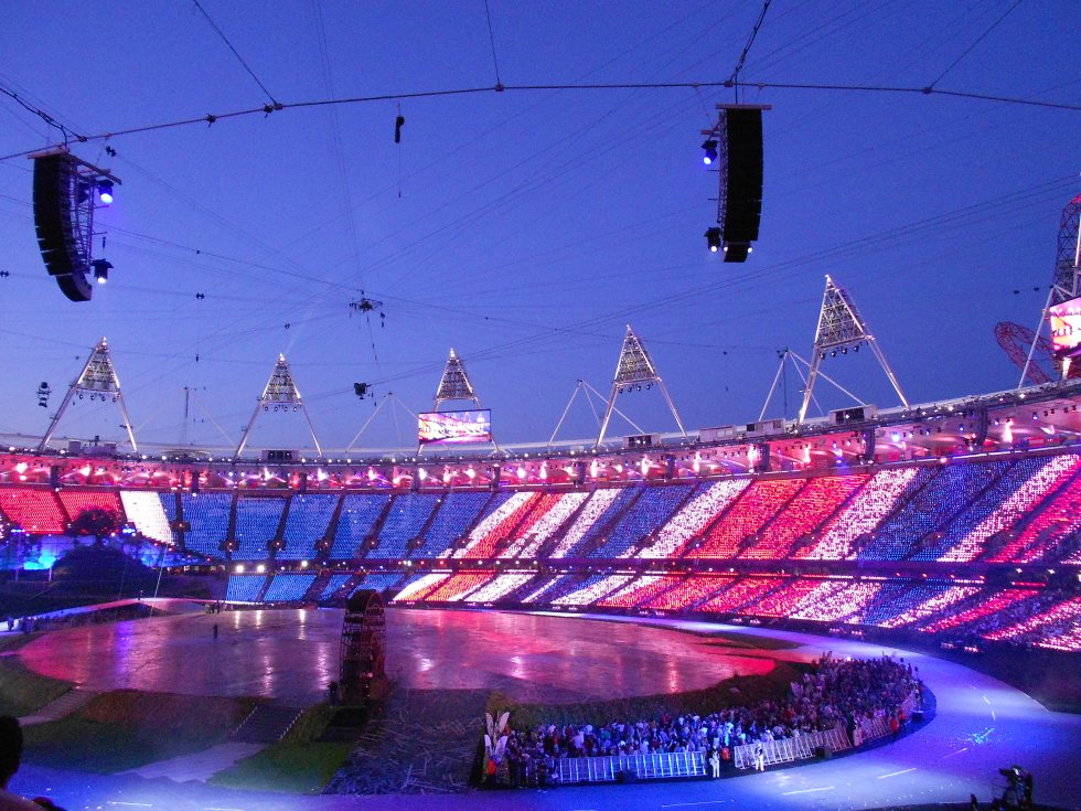 """Olympic Opening Ceremony"""